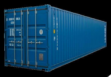 40-футовый контейнер для перевозок