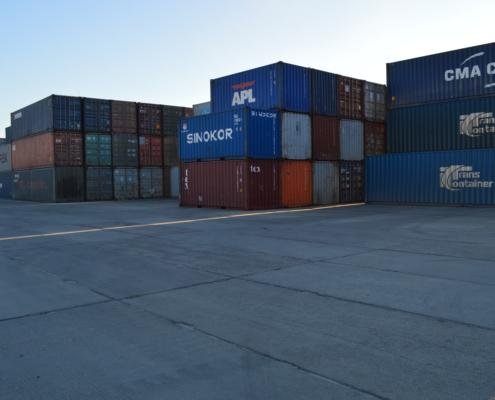 производство контейнеров для грузоперевозок
