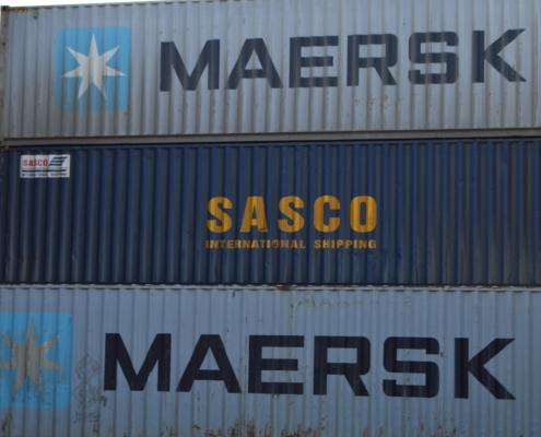 Грузоперевозки контейнерами