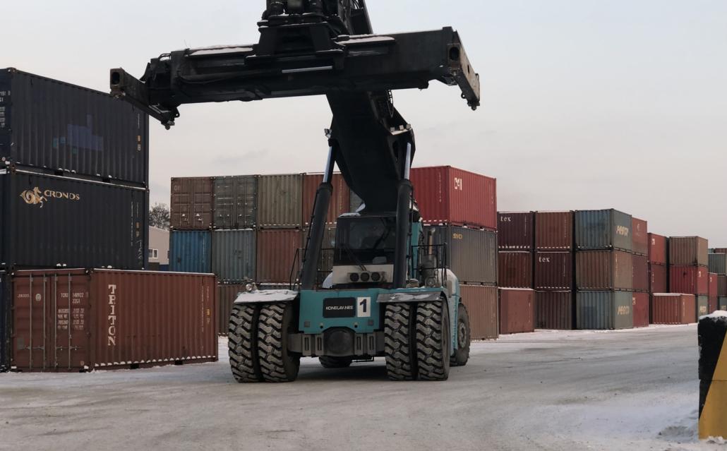 Оборудование для контейнеров
