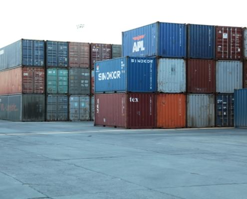 контейнеры для перевозки грузов