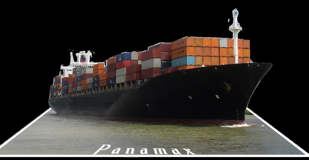 Виды контейнеровозов