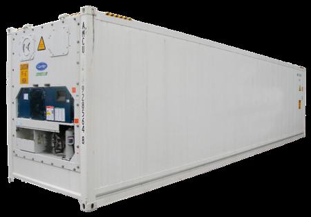 Контейнерные перевозки рефрижераторным контейнером