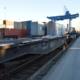 Железнодорожные контейнерные терминалы