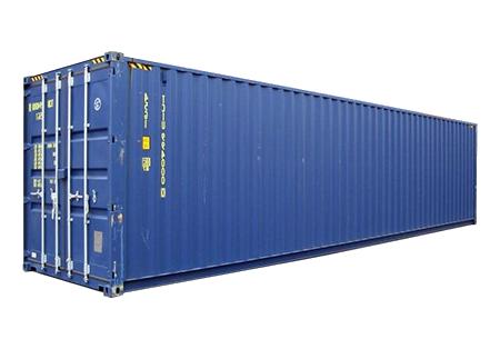 Контейнерные перевозки high cube контейнером