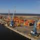 контейнерный терминал Моби Дик
