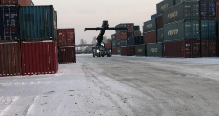 грузовые контейнеры в Читу