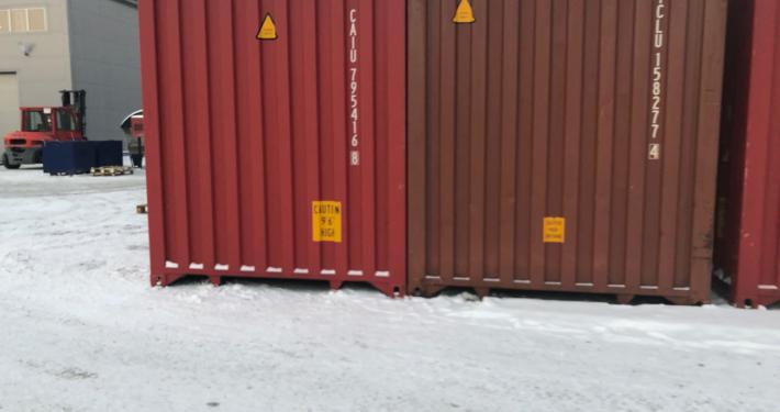 контейнеры для грузоперевозки