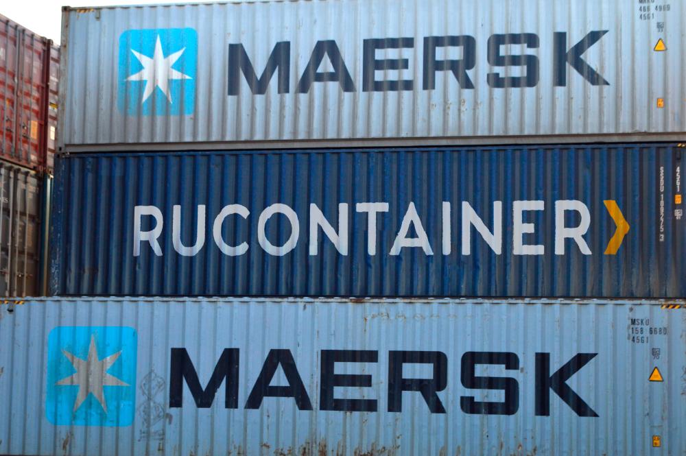Фото контейнеров для перевозок в Москву