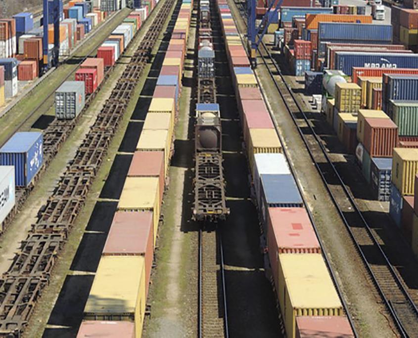 контейнерные перевозки Санкт-Петербург