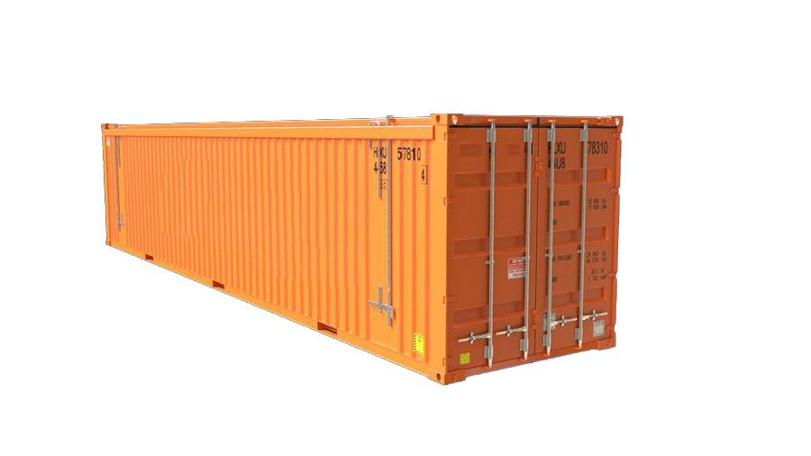 контейнер 40 фут
